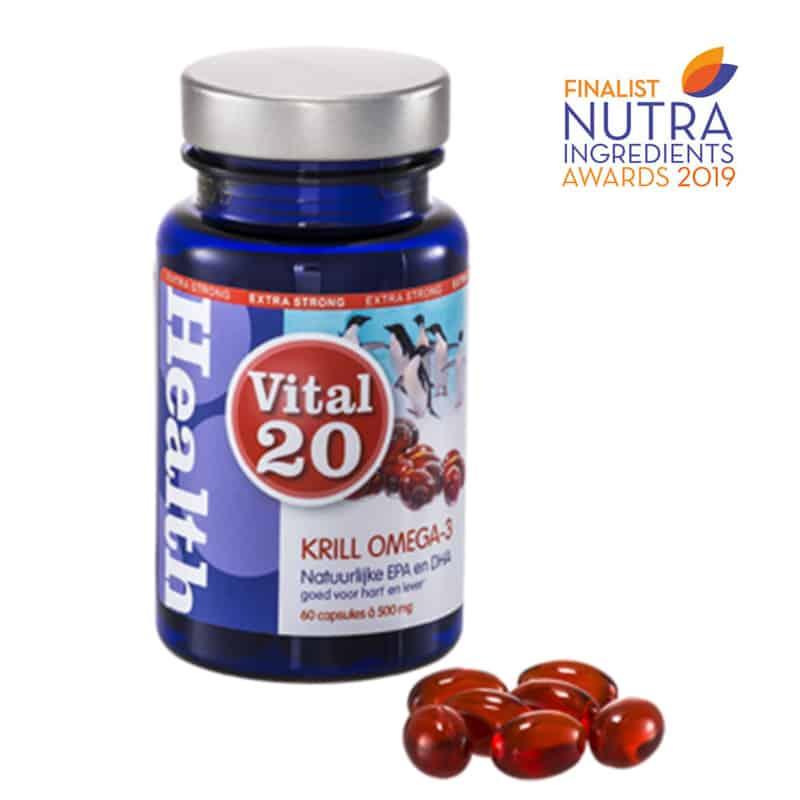 huile de krill perte de poids