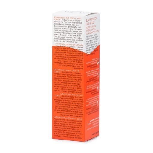 Alga Maris Organic Sunscreen Lotion SPF50 100ml