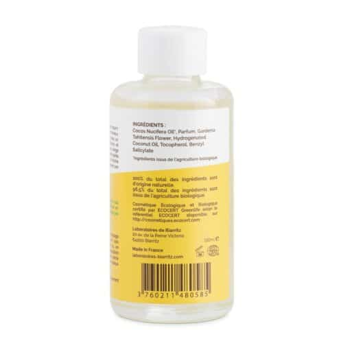 Océane Organic Monoï Oil Bitter Almond 100ml