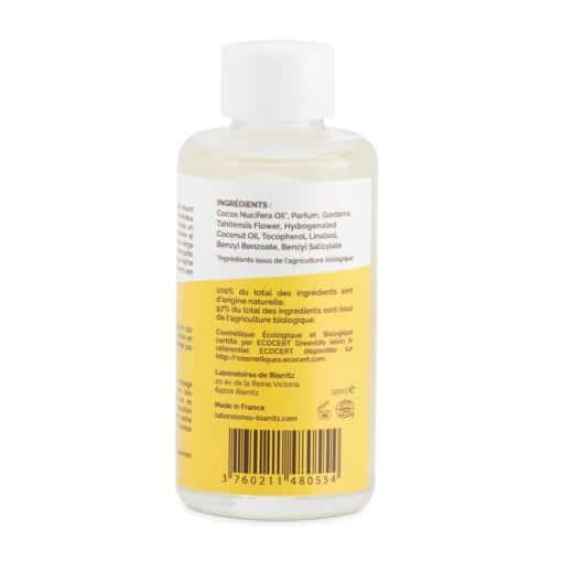 Océane Organic Monoï Oil Coconut 100ml