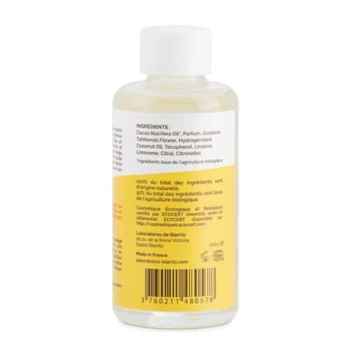 Océane Organic Monoï Oil Tropical Fruit 100ml
