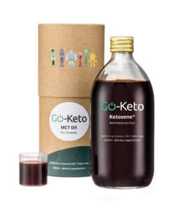 Ketosene® MCT Huile Supérieur Go- Keto (60/40)