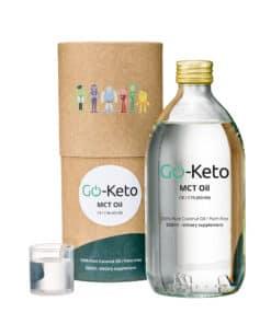 Go-Keto Premium Kokos MCT Olie C8/ C10 (60/40) 500 ML