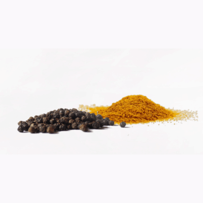 Curcumin and Piperine