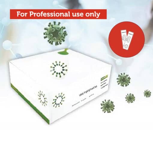 COVID-19 Corona Virus Rapid Testket Individually Wrapped