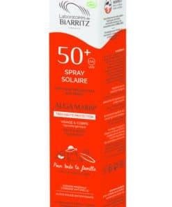 Alga Maris Organic Sunscreen Spray SPF50+ 150ml Pack