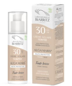 Alga Maris Organic Tinted Face Sunscreen SPF30 (Ivory) 50ml