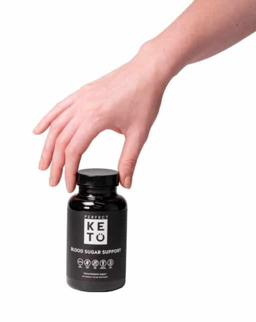 Perfect Keto - Blood sugar support 120 capsules