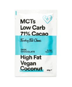 Funky Fat Foods - Keto Chocolate Coconut Bar