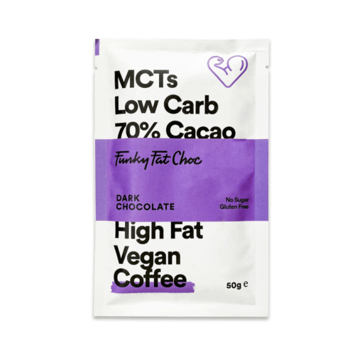 Funky Fat Foods - Keto Chocolate Coffee Bar
