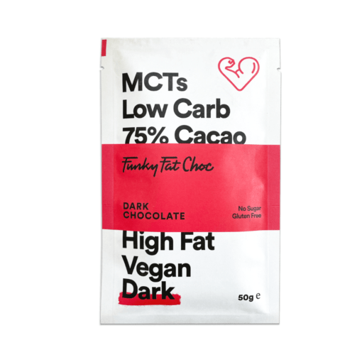 Funky Fat Foods - Keto Dark Chocolate Bar