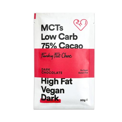 Funky Fat Foods - Keto Dark Chocolate Bar