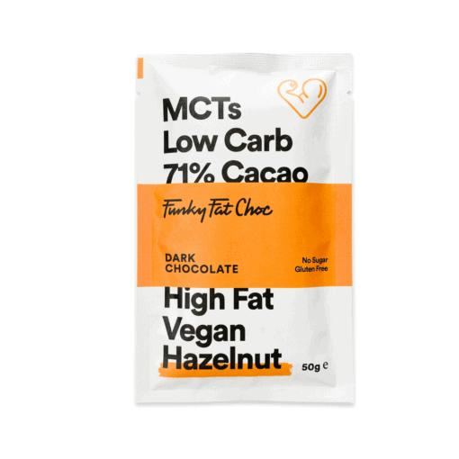 Funky Fat Foods - Keto Chocolate Hazelnut Bar