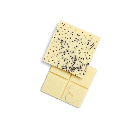 Funky Fat Foods - Keto White Chocolate Piece