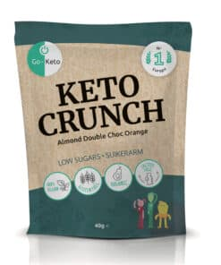 Go-Keto Crunch – Almond Orange (10x)