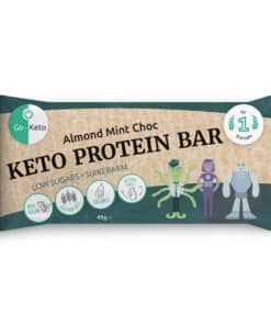 Go-Keto Proteine Bar – Mint Choc with Cashew (16x)