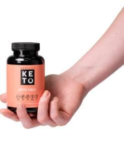 Perfect Keto - Krill Olie met MCT