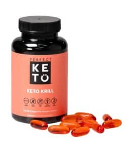 Perfect Keto - Krill Oil with MCT