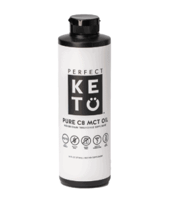 Perfect Keto - 100% reines MCT-Öl C8