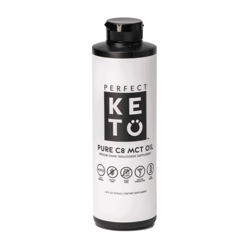 Perfect Keto - MCT Olie C8