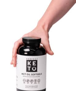 MCT Oil Softgels use
