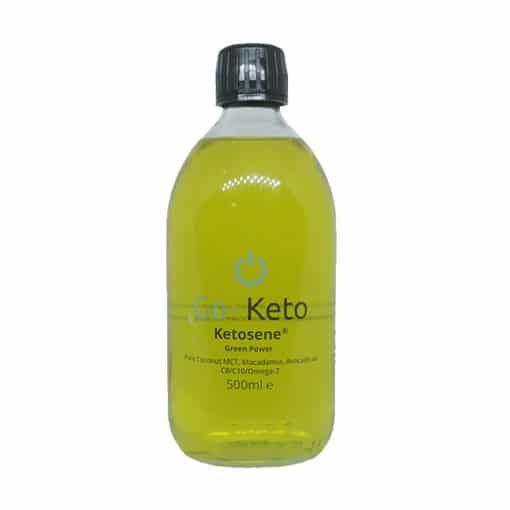 Go-Keto Ketosene Green MCT Oil