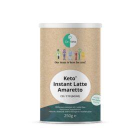 Keto Coffee - Instant Latte Amaretto