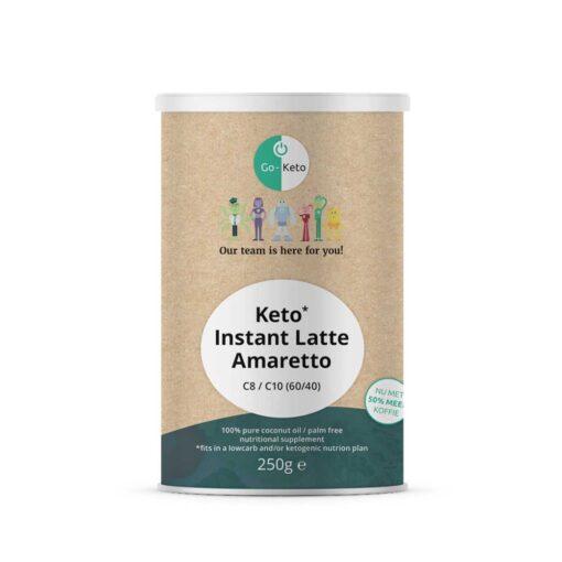 Keto Café - Instant Amaretto
