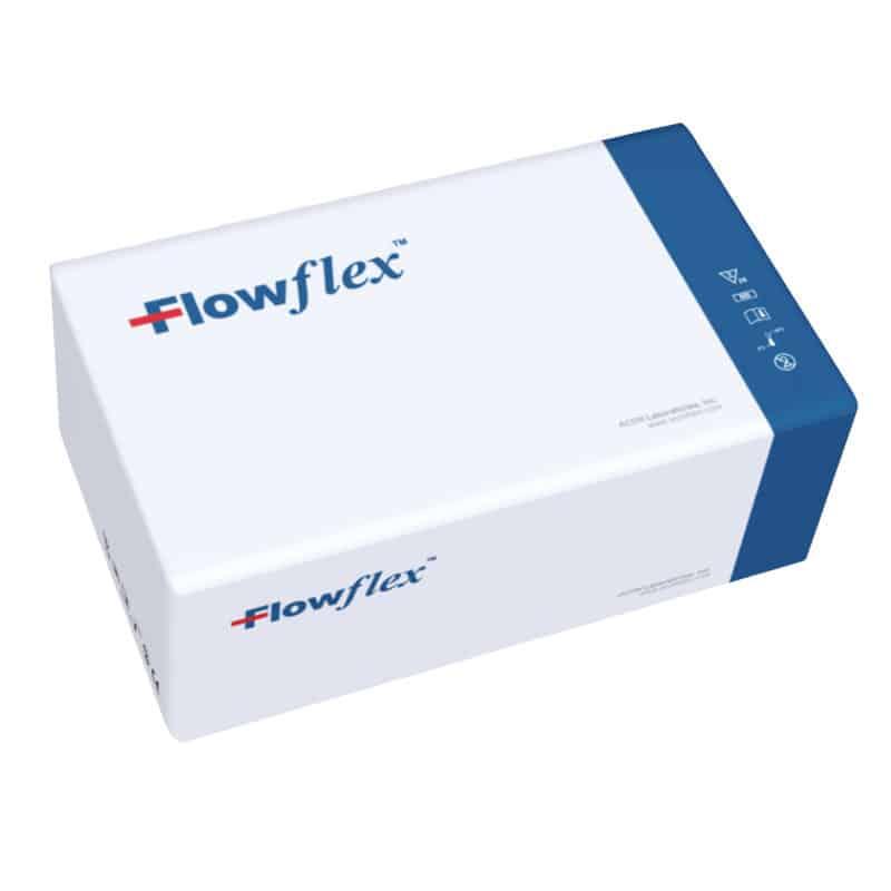 ACON Flowflex SARS-CoV-2 Antigen Rapid Test - (x25)