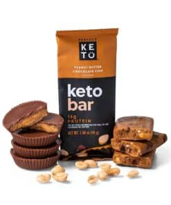 Perfect Keto Bars - Peanut Butter 12 Bars